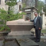 "Visiting the tomb of Nicolo Isouard at the famous Pere Lachais cemetry in Paris. <a href=""http://www.josephvella.com.mt/gallery/"">Continue reading <span class=""meta-nav"">→</span></a>"