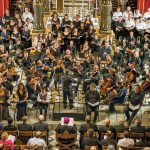"Conducting the world premier of the Hyland Mass at St George's Basilca July 2013 <a href=""https://www.josephvella.com.mt/gallery/"">Continue reading <span class=""meta-nav"">→</span></a>"