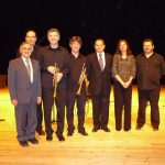 "A group photo of the musicians together with Ambassador Miggiani after a concert of my works at the Studio of the Opera de Bastille in Paris <a href=""https://www.josephvella.com.mt/gallery/"">Continue reading <span class=""meta-nav"">→</span></a>"