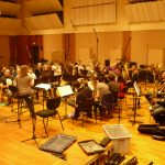 "The Paris Brass Band during the recording of the Concertino for Cornet and Brass Band in the recording studios of the Orchestre Nationale de L'Isle de France, in Paris <a href=""https://www.josephvella.com.mt/gallery/"">Continue reading <span class=""meta-nav"">→</span></a>"