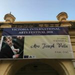 Festival Poster in Piazza San George